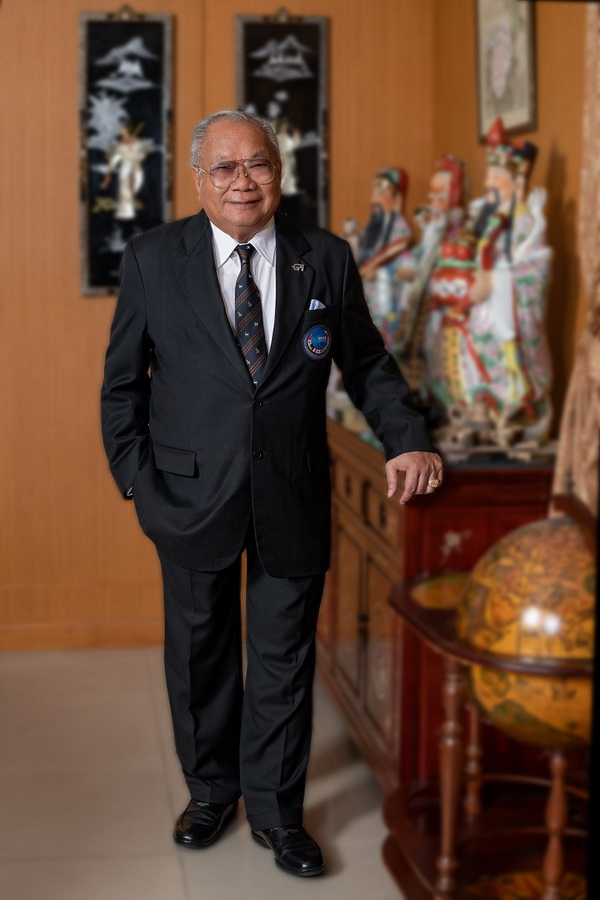Dr. Prachin Eamlumnow, Chief Executive Officer of Grand Prix International Public Company Limited
