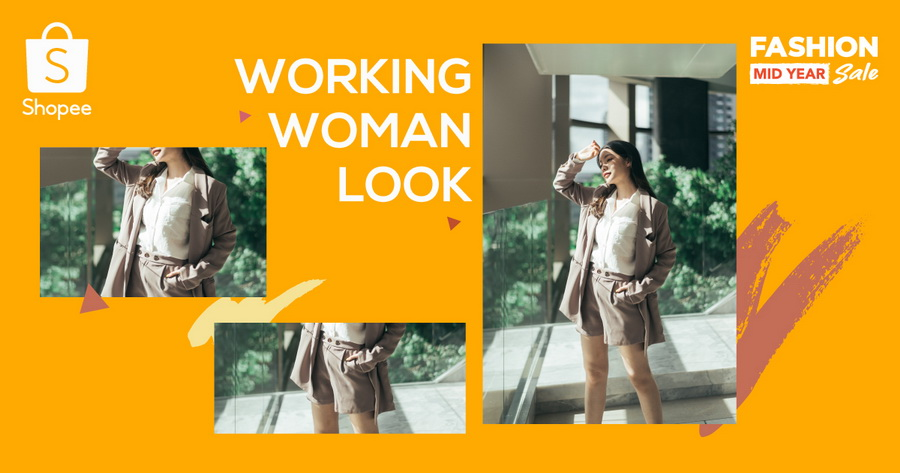 Working Woman Look