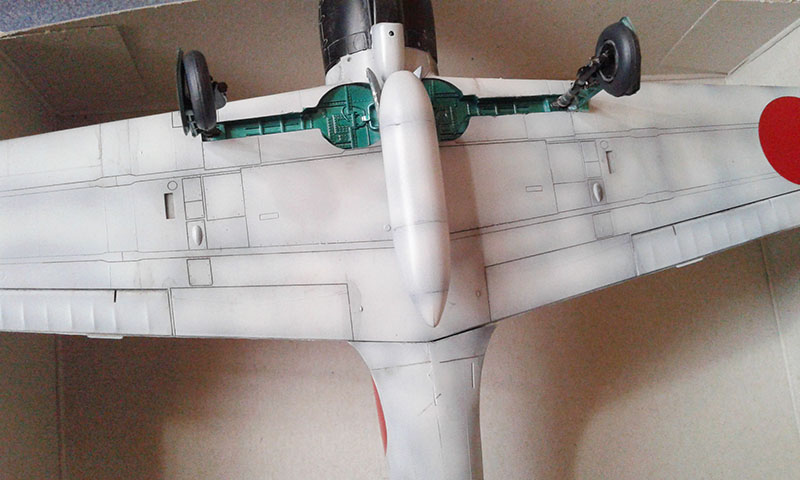 +Re: A6M2 Zero Fighter Type21 (Zeke) 1/48 TAMIYA