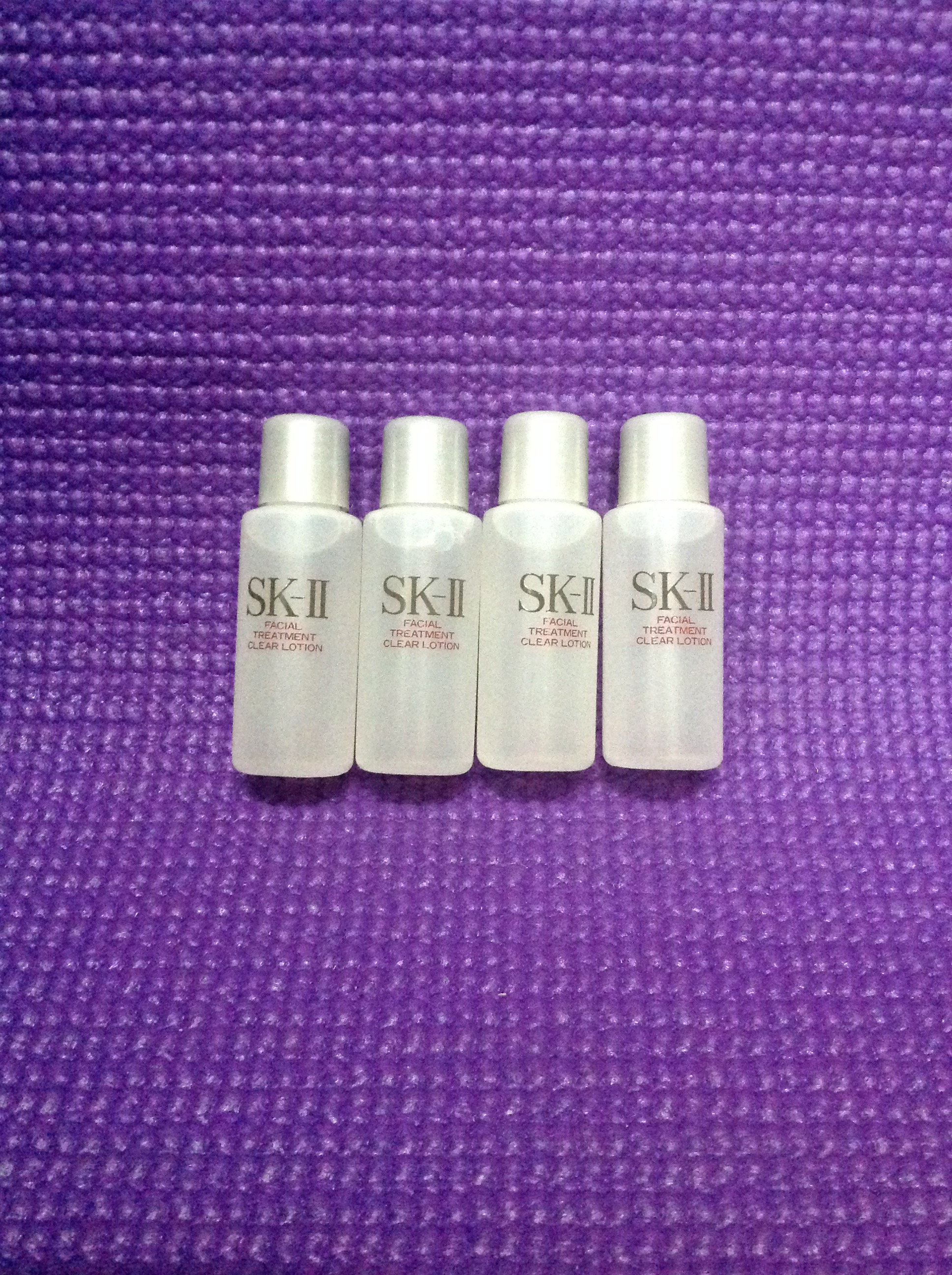 Sell Sk Ii Essence Lotion Facial Treatment Clear 10 Ml 3 280 4