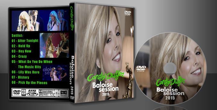 Candy Dulfer - 2015 - Baloise Session (HDTV/DVD
